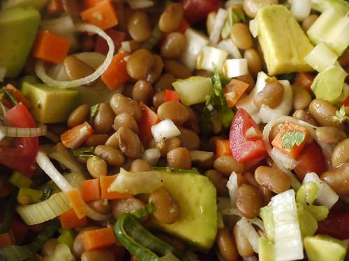 bean salad i