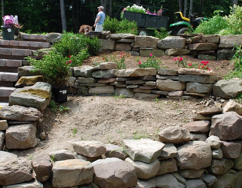 Terrace Garden Spaces