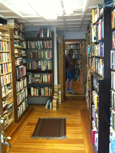 My favorite Ptown bookstore
