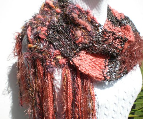 TerraCotta Canyon Body Decor Scarf