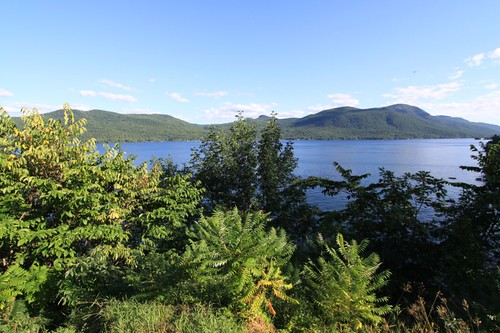 Beautiful Lake George.