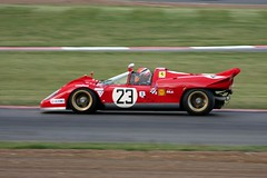 Ferrari 512S (ComfortablyNumb...) Tags: world classic sports car canon eos bigma sigma ferrari historic silverstone 09 masters 2009 motorracing sportscar motorsport autosport 50500mm 40d 512s