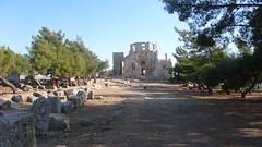 church @ st. simeon (nana untel) Tags: syria suriye