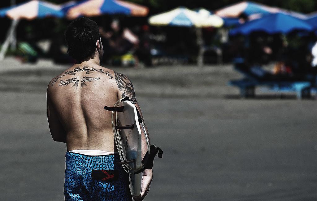 Bali nude beach girls share