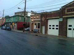 Rainy day at the Peekskill Brewery
