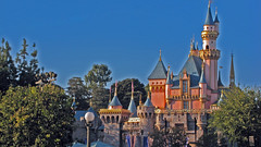 One of my favourite places to travel is Disneyland!