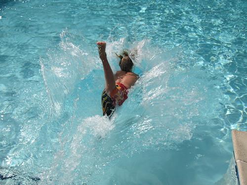 Wesley's dive
