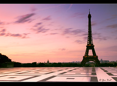 Paris, France (Yen Baet) Tags: paris france sunrise europe eiffeltower trocadero lesinvalides