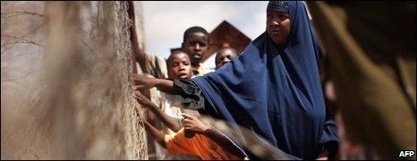 Somalis need aid