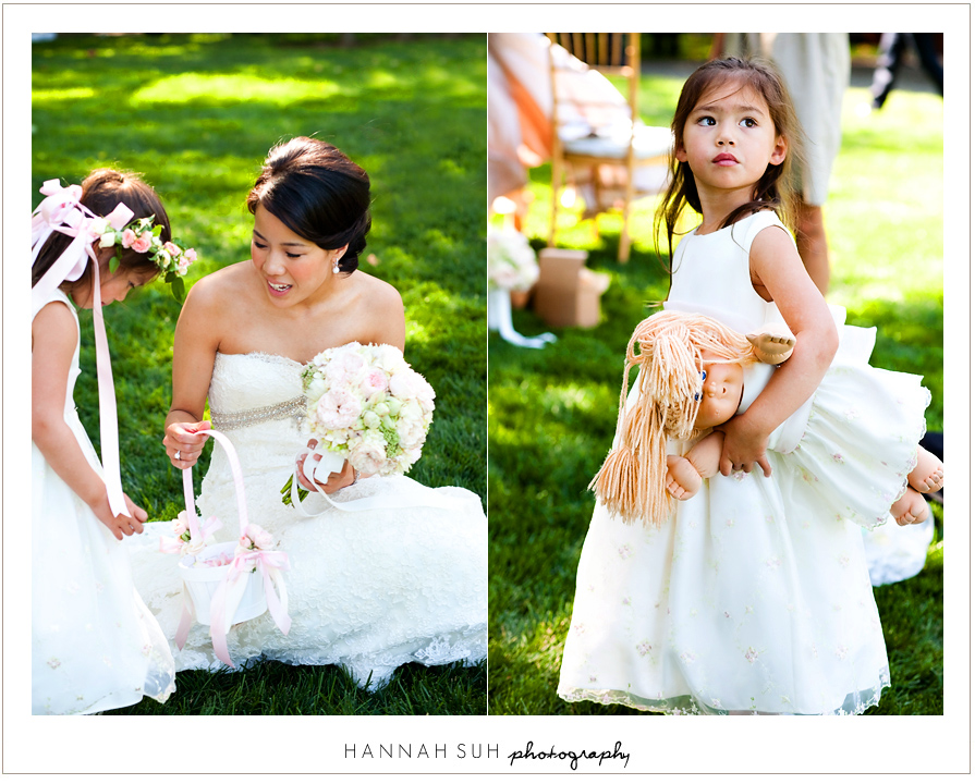 Napa Valley Wedding - Beaulieu Garden