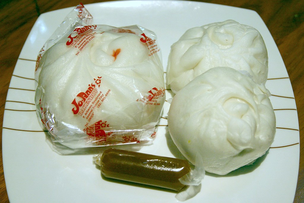 Jo-Anns Big Siopao and mini-siopaos continue to be GenSans unofficial Comfort Foods.