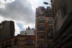 the sun also rises (ÇaD) Tags: city sun paris architecture buildings chad cagdas ozturk deger cagdasdeger