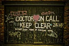 Pilgrim St, Liverpool (MC @ Gu Bei in Shanghai) Tags: city urban liverpool graffiti nikon dereliction capitalofculture2008 nikond80