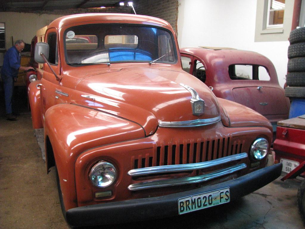 International 1950's L-Series