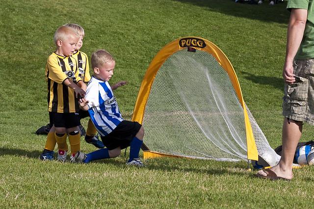 kids team soccer
