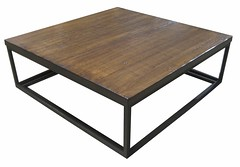 Seacrest Square Coffee Table