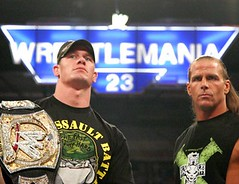 John Cena & HBK