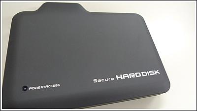 I・Oデータの外付けHDD「HDPN-HSU250」を入手