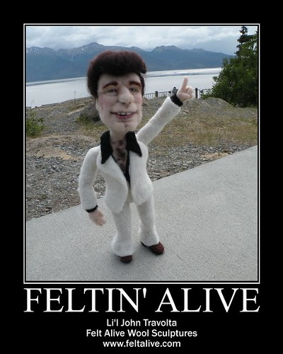 Feltin' Alive Poster