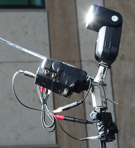 Flash setup / vaku összeállítás