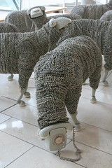 I can't hear you, it's a baaaaa-d line by hojusaram, on Flickr