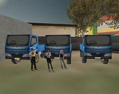 Budo-gumi Truck 2