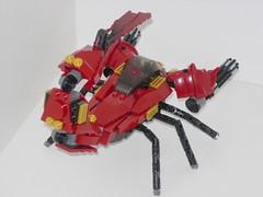 Scorpion 3 (Doctor Mobius) Tags: bug lego arachnid scorpion mecha mech moc battlebug battlebugs