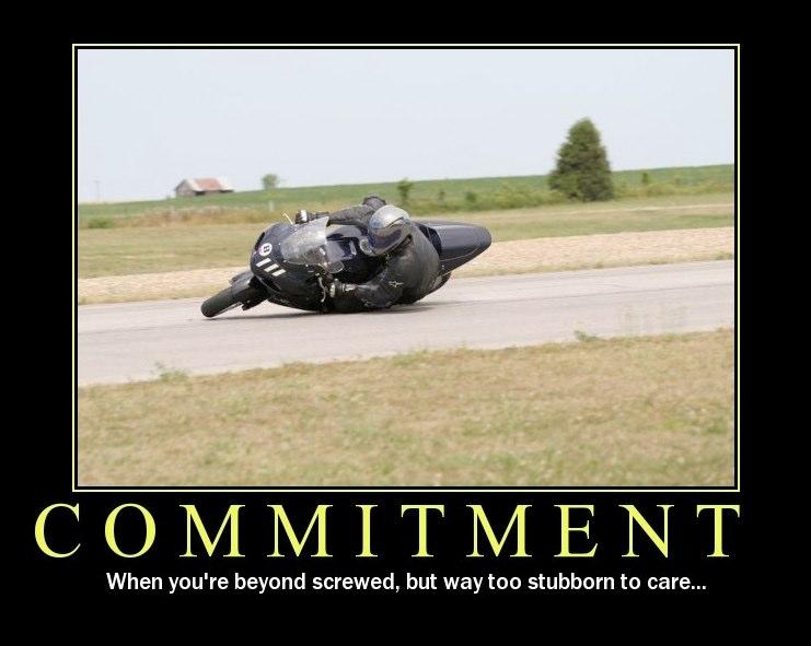Stubborn Biker