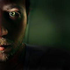 (digitalpsam) Tags: lighting portrait self eyes mood shadows gaze lebanese superaplus aplusphoto freedancephotographers obramaestra sammatta