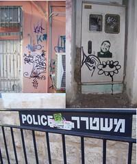 streetart collage tel-aviv (herbird. gröhlemeyer) Tags: streetart israel stencil sticker tel aviv jerusalem tags marker inspire jae mashka kkp nio uzo herbird jaeone