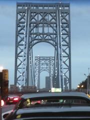 George Washington Bridge (sandburchick) Tags: nyc newyork newyorknewyork georgewashingtonbridge