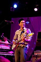 Sufjan Stevens (Matúš Bence) Tags: new york city music 6 ny fall hall live oct stevens williamsburg 2009 sufjan | lastfm:event=1176825
