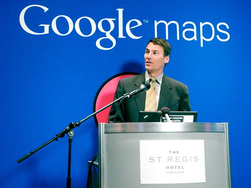 Google Maps Street Views Launch