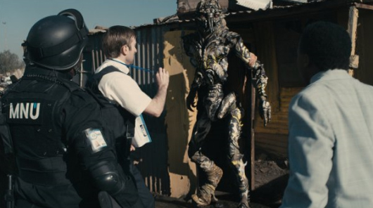 Sharlto Copley en 'Sector 9', de Neill Blomkamp