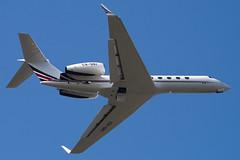 CS-DKI - 5166 - Netjets Europe - Gulfstream G550 - Luton - 090402 - Steven Gray - IMG_2953