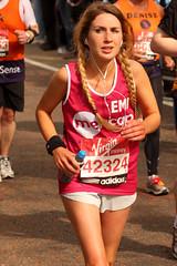 Virgin London Marathon 2010 (42run) Tags: 42324 lm10 42run
