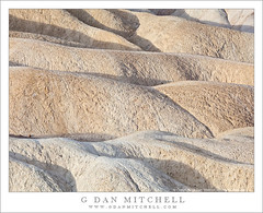 Erosion Patterns, Morning Light (G Dan Mitchell) Tags: california park morning light shadow usa abstract nature point landscape death spring pattern desert earth hill stock wash national valley northamerica gower fold geology zabriskie rounded gully induro