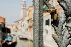 Love padlocks (joyrex) Tags: venice italy love dof padlocks