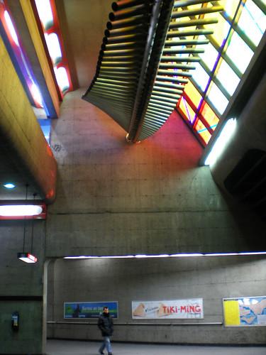 Vendome metro