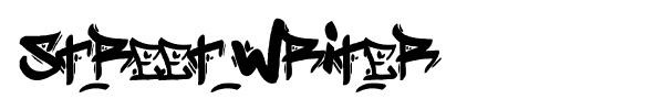 Descargar Tipografias estilo graffiti gratuitas