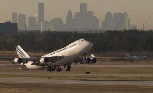 Air France Cargo 747-400F