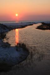 Watersound sunset