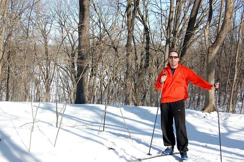 Rykert XC Skiing