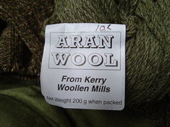 Kerry Woollen Mills Yarn detail 1