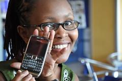 Juliana & Nokia E71