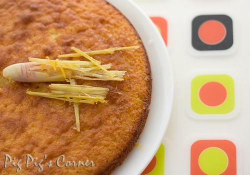 ginger lemongrass cake2