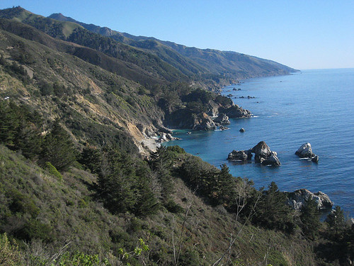 South of Big Sur