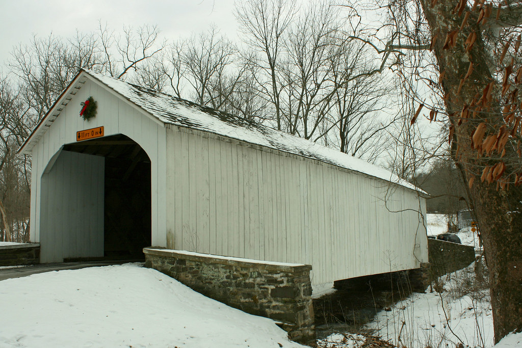 Bucks County Covered Bridges #3