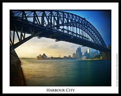 Harbour City - Sydney, Australia