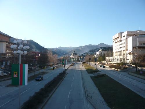 "Bulgaria boulevard / Булевард ""България"""